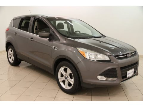 Sterling Gray Metallic 2013 Ford Escape SE 1.6L EcoBoost