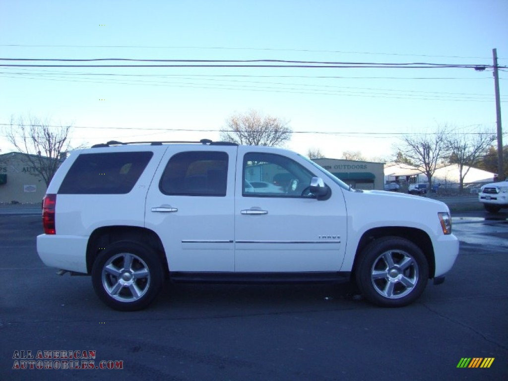2013 chevrolet tahoe ltz 4x4 in summit white photo 8 313446 all american automobiles buy. Black Bedroom Furniture Sets. Home Design Ideas