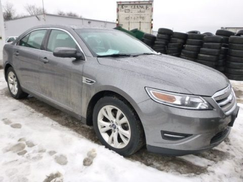 Sterling Grey 2012 Ford Taurus SEL