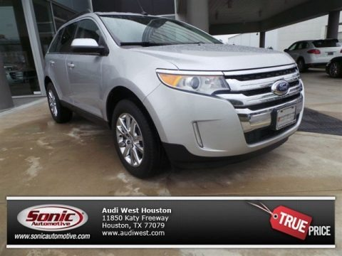 Ingot Silver Metallic 2011 Ford Edge Limited