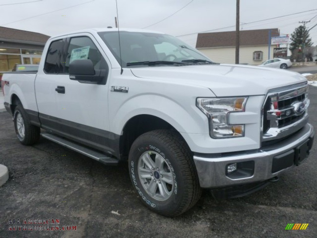 2015 ford f150 xlt supercab 4x4 in oxford white photo 8 a14715 all american automobiles. Black Bedroom Furniture Sets. Home Design Ideas