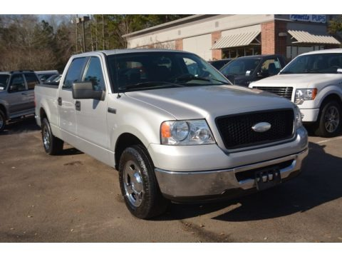 Silver Metallic 2006 Ford F150 XLT SuperCrew
