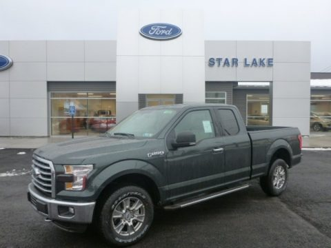 Guard Metallic 2015 Ford F150 XLT SuperCab 4x4