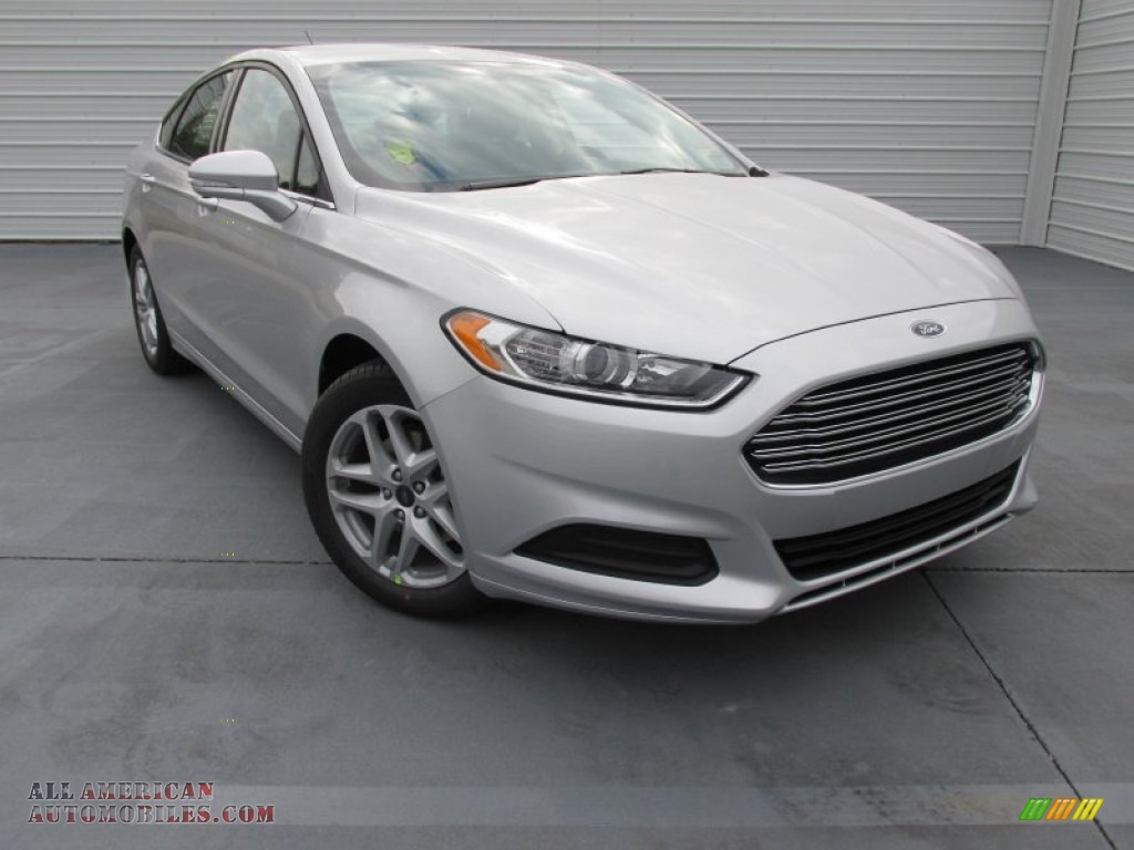 2015 ford fusion se in ingot silver metallic 120877 all american automobiles buy american. Black Bedroom Furniture Sets. Home Design Ideas