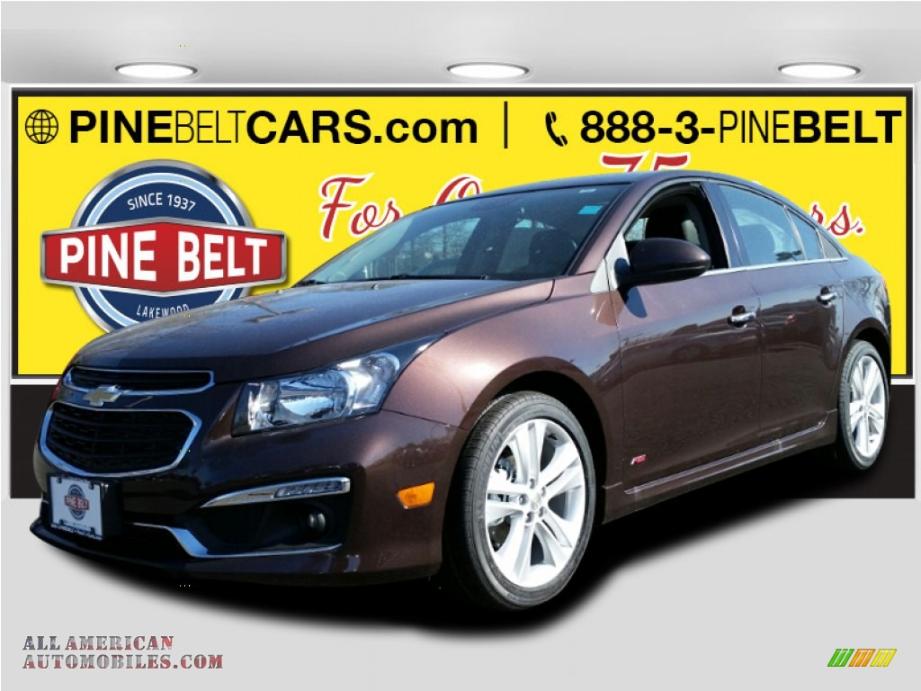 2015 chevrolet cruze ltz in autumn bronze metallic 171088 all american automobiles buy. Black Bedroom Furniture Sets. Home Design Ideas