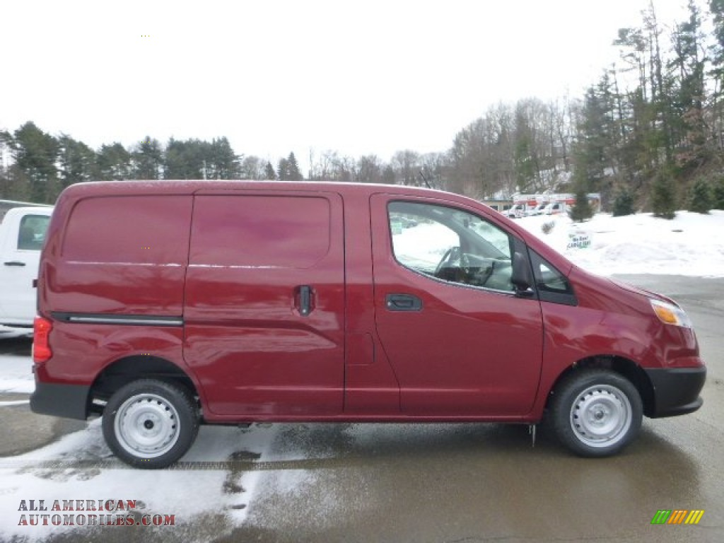 2015 chevrolet city express ls in furnace red 705246 all american automobiles buy american. Black Bedroom Furniture Sets. Home Design Ideas