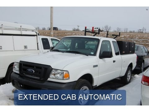 Oxford White 2011 Ford Ranger XL SuperCab