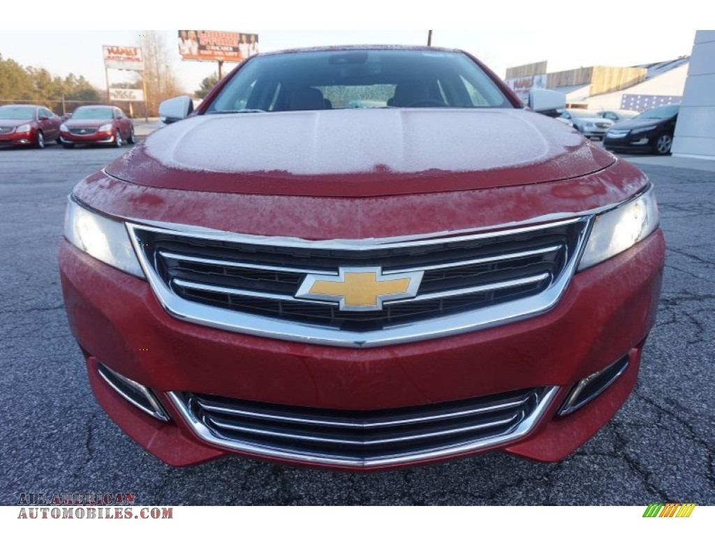 2015 chevrolet impala ltz in red rock metallic photo 2 209694 all american automobiles. Black Bedroom Furniture Sets. Home Design Ideas
