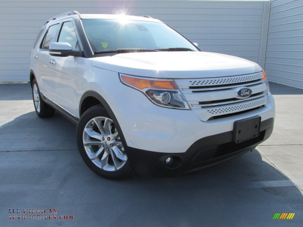 2015 ford explorer limited in white platinum photo 2 b89506 all american automobiles buy. Black Bedroom Furniture Sets. Home Design Ideas