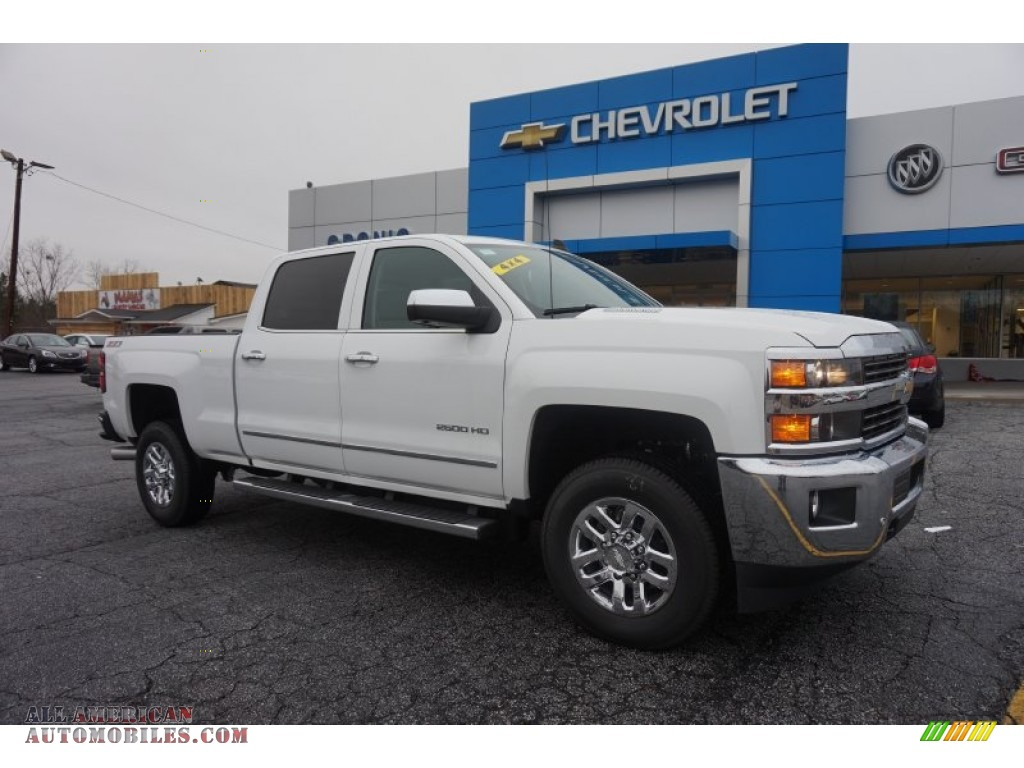 2015 chevrolet silverado 2500hd ltz crew cab 4x4 in summit white photo 17 503375 all. Black Bedroom Furniture Sets. Home Design Ideas