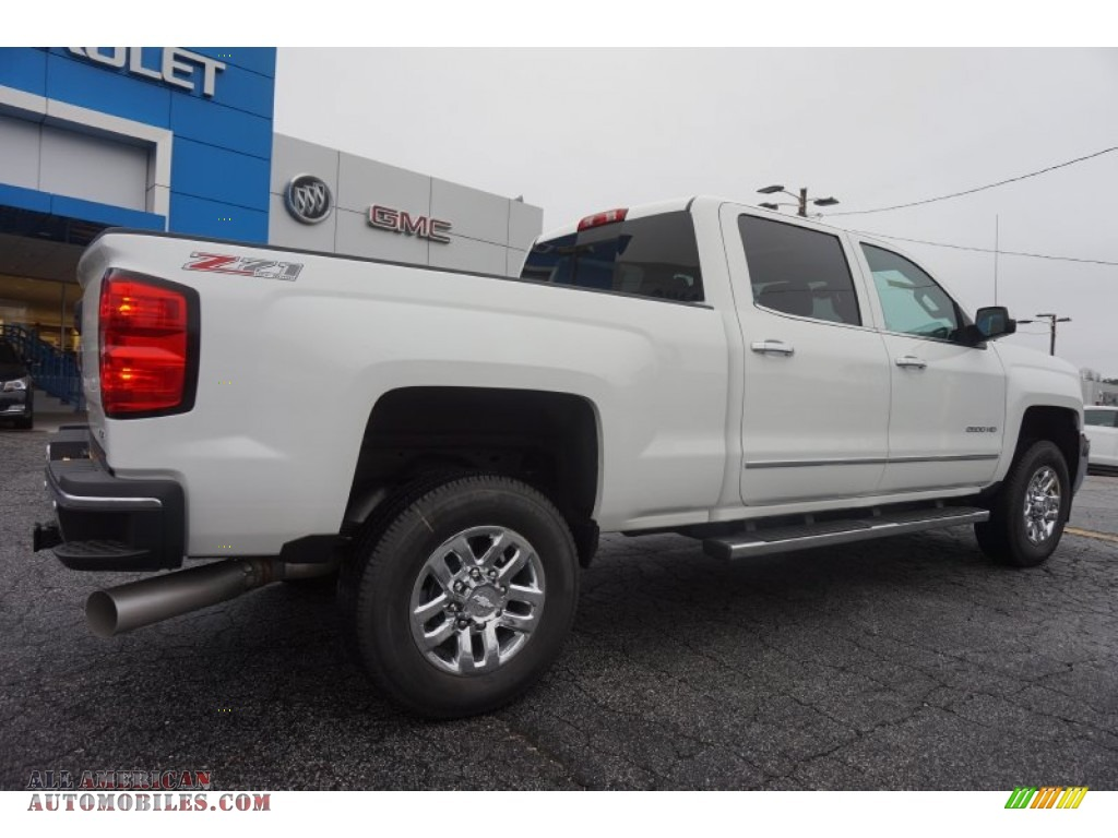 2015 chevrolet silverado 2500hd ltz crew cab 4x4 in summit white photo 7 503375 all. Black Bedroom Furniture Sets. Home Design Ideas