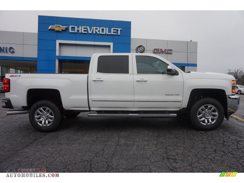 2015 chevrolet silverado 2500hd ltz crew cab 4x4 in summit white photo 8 503375 all. Black Bedroom Furniture Sets. Home Design Ideas