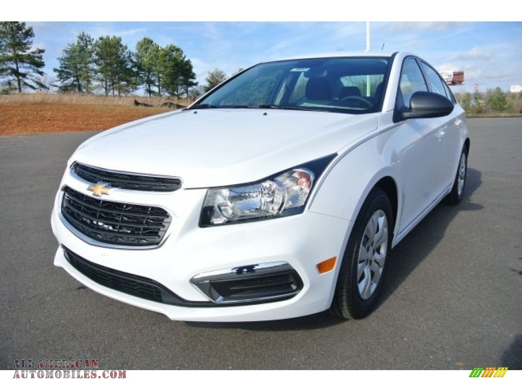 2015 chevrolet cruze ls in summit white photo 2 160895. Black Bedroom Furniture Sets. Home Design Ideas