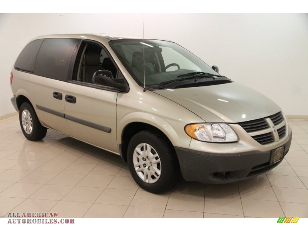 2006 Dodge Caravan SE in Linen Gold Metallic Pearl photo ...