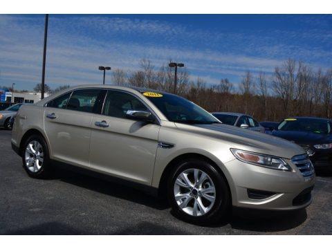 Gold Leaf 2011 Ford Taurus SEL