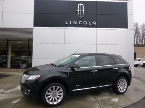 Tuxedo Black 2013 Lincoln MKX AWD