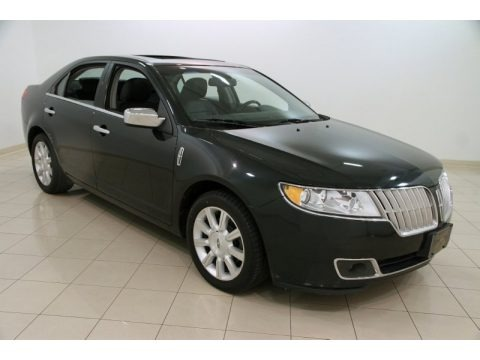 Atlantis Green Metallic 2010 Lincoln MKZ FWD