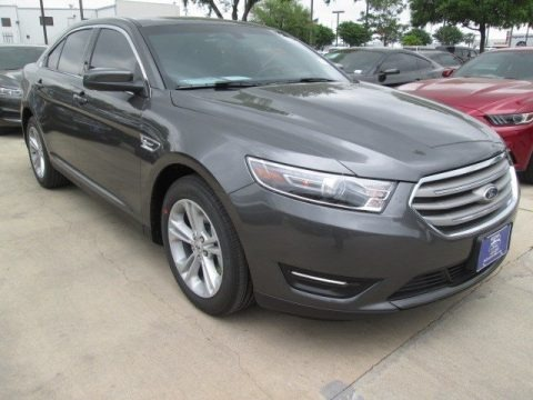 Magnetic Metallic 2015 Ford Taurus SEL