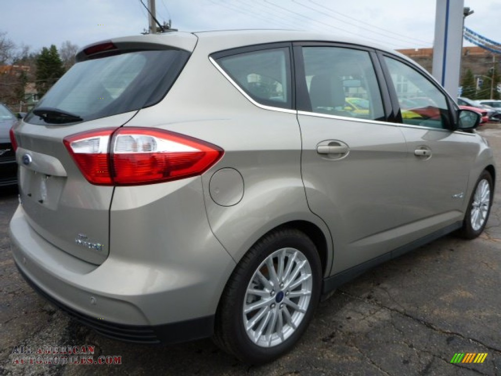 2015 ford c max hybrid sel in tectonic metallic photo 2 105301 all american automobiles. Black Bedroom Furniture Sets. Home Design Ideas