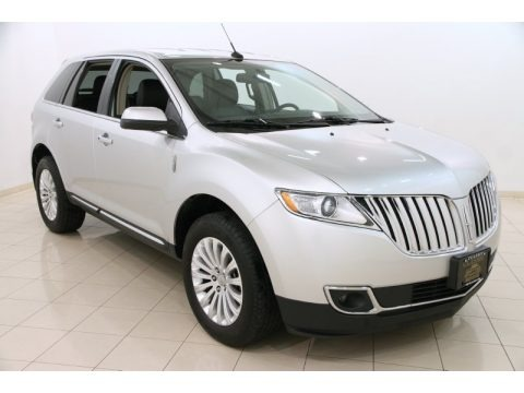Ingot Silver Metallic 2014 Lincoln MKX AWD