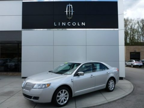 Ingot Silver Metallic 2012 Lincoln MKZ FWD