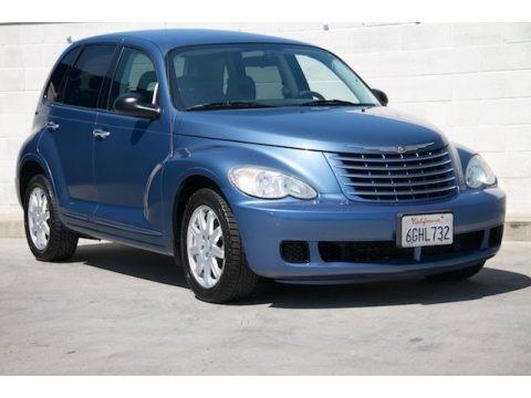 Marine Blue Pearl 2007 Chrysler PT Cruiser Touring