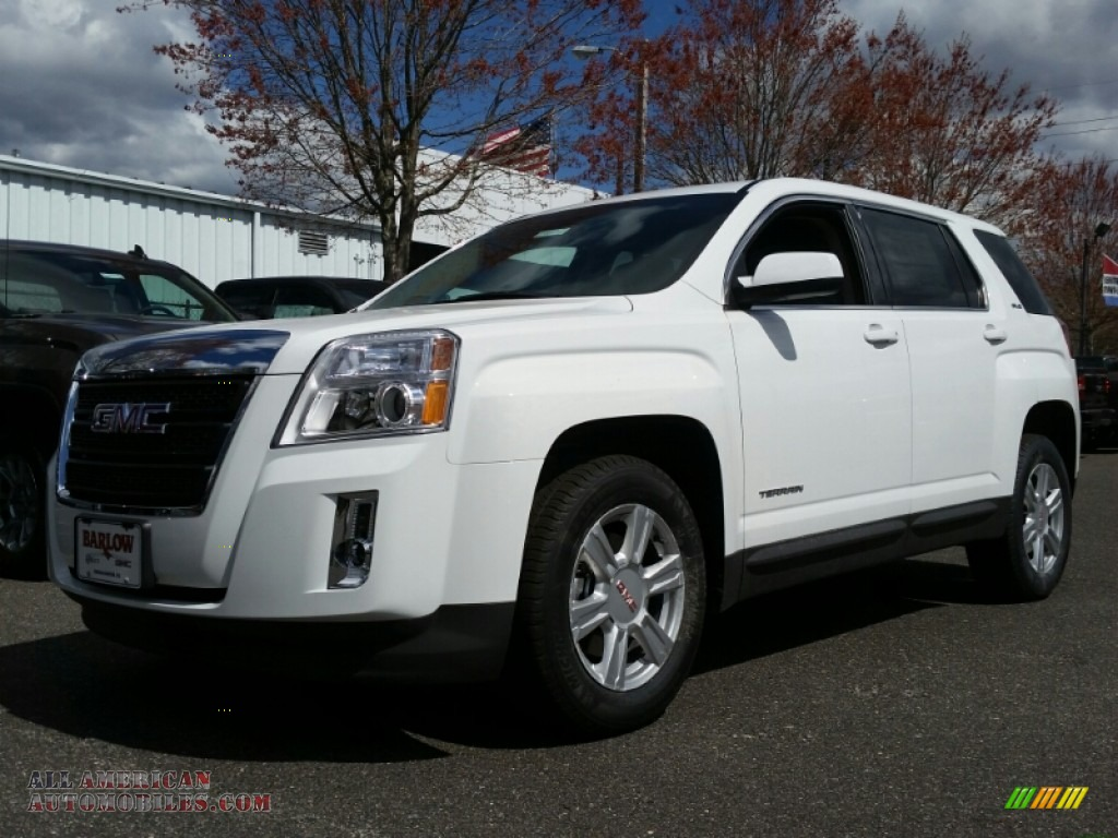 2015 gmc terrain sle in summit white 335103 all. Black Bedroom Furniture Sets. Home Design Ideas