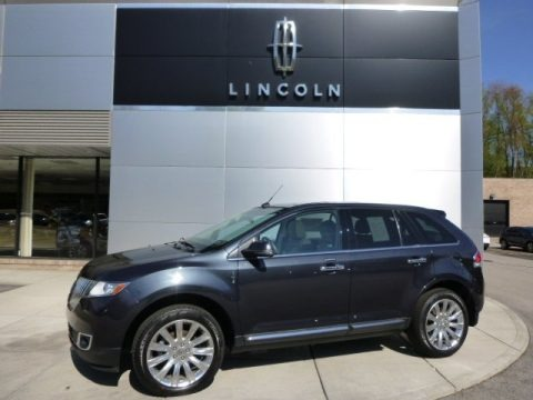 Smoked Quartz 2013 Lincoln MKX AWD