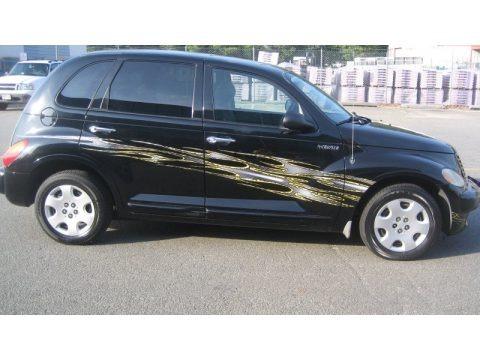 Black 2005 Chrysler PT Cruiser Touring
