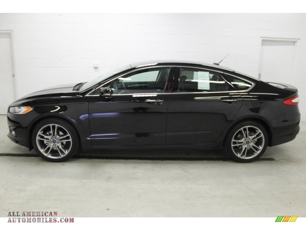 2016 ford fusion titanium awd in shadow black 104693 all american automobiles buy american. Black Bedroom Furniture Sets. Home Design Ideas