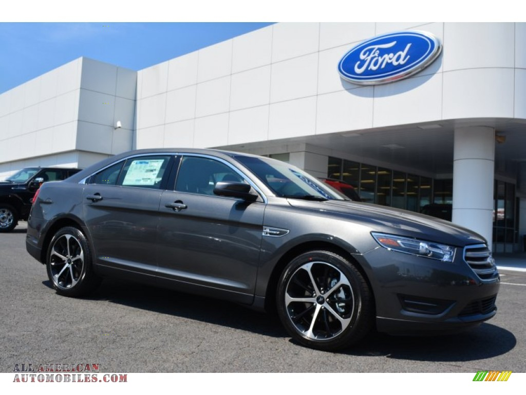 Lewis Auto Sales >> 2015 Ford Taurus SEL in Magnetic Metallic - 160918 | All American Automobiles - Buy American ...