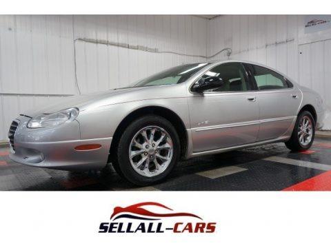 Bright Silver Metallic 2000 Chrysler LHS