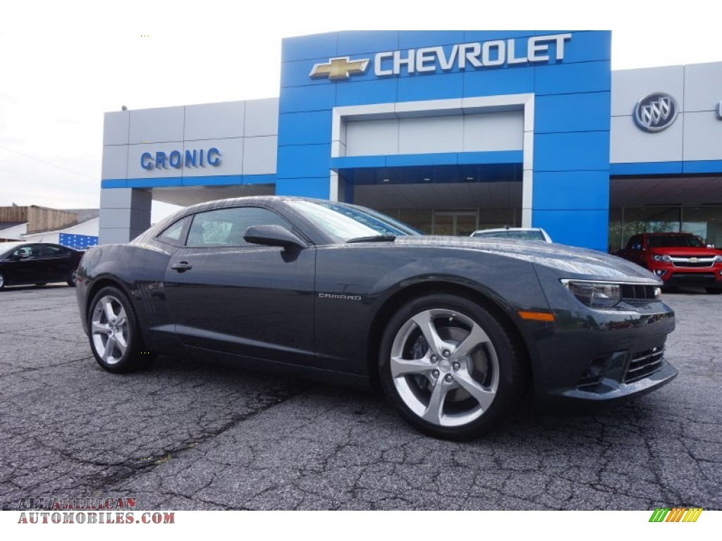 2015 chevrolet camaro ss rs coupe in ashen gray metallic 262535 all american automobiles. Black Bedroom Furniture Sets. Home Design Ideas