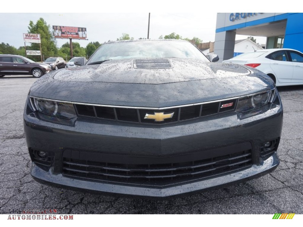 2015 chevrolet camaro ss rs coupe in ashen gray metallic photo 2 262535 all american. Black Bedroom Furniture Sets. Home Design Ideas