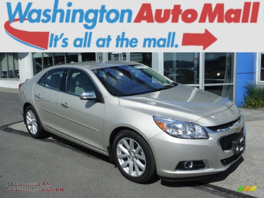 2014 chevrolet malibu lt in champagne silver metallic 157825 all american automobiles buy. Black Bedroom Furniture Sets. Home Design Ideas