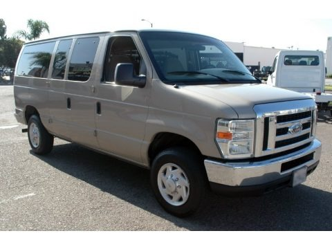 Pueblo Gold 2008 Ford E Series Van E350 Super Duty XLT Passenger