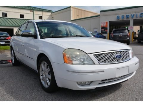 Oxford White 2005 Ford Five Hundred Limited