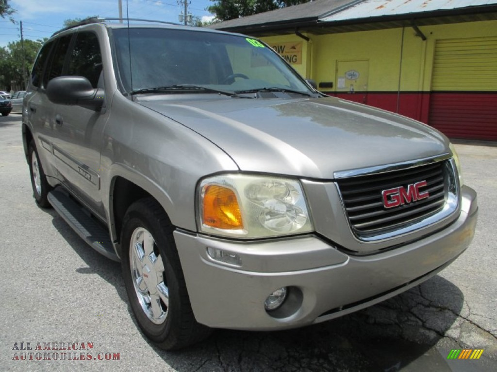 2003 gmc envoy sle 4x4 in sandalwood metallic 314322. Black Bedroom Furniture Sets. Home Design Ideas