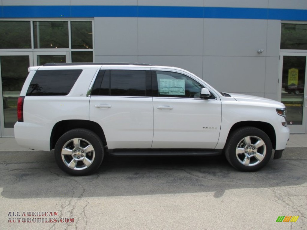 2015 Chevrolet Tahoe LT 4WD in Summit White photo #2 - 688838 | All American Automobiles - Buy ...