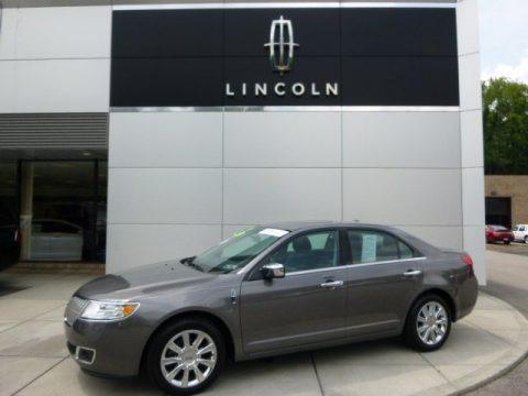 Sterling Gray Metallic 2012 Lincoln MKZ FWD