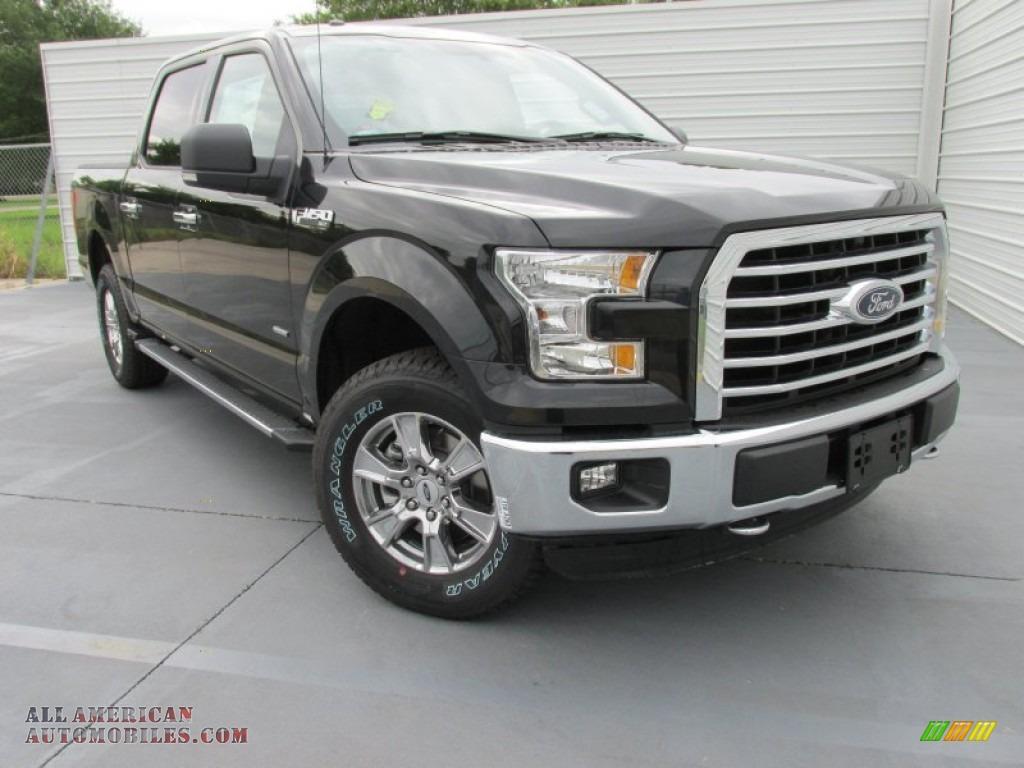 2015 ford f150 xlt supercrew 4x4 in tuxedo black metallic d41806 all american automobiles. Black Bedroom Furniture Sets. Home Design Ideas
