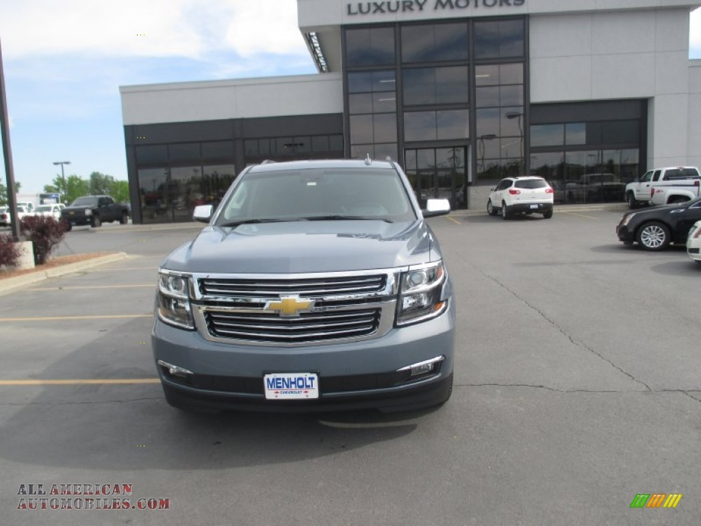 2015 Chevrolet Tahoe LTZ 4WD in Slate Gray Metallic photo #8 ...