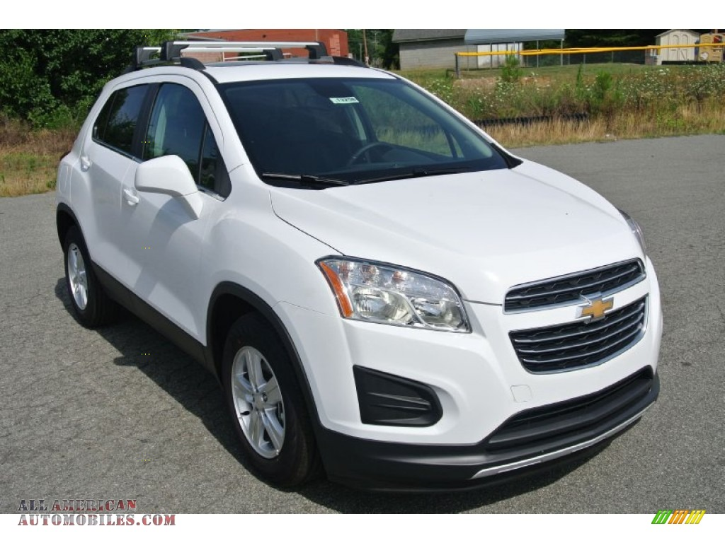 2015 chevrolet trax lt in summit white 235463 all american automobiles buy american cars. Black Bedroom Furniture Sets. Home Design Ideas