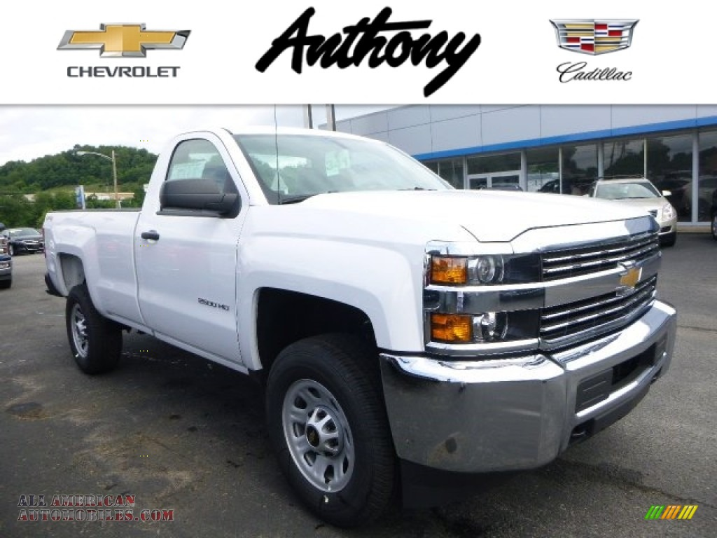 2015 chevrolet silverado 2500hd wt regular cab 4x4 in summit white 535571 all american. Black Bedroom Furniture Sets. Home Design Ideas