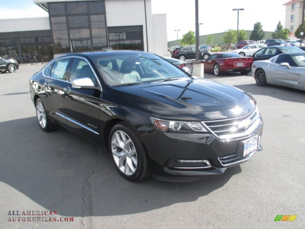 2015 chevrolet impala ltz in black 277598 all american automobiles buy american cars for. Black Bedroom Furniture Sets. Home Design Ideas