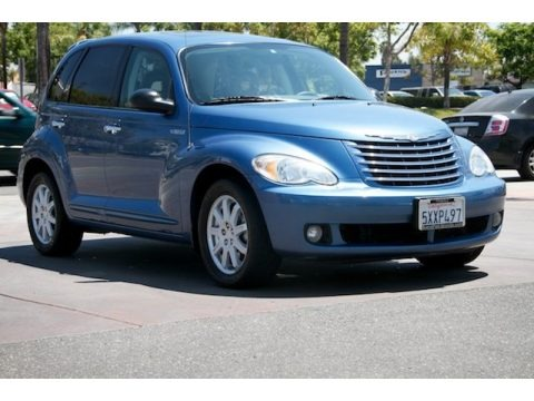 Marine Blue Pearl 2006 Chrysler PT Cruiser Limited