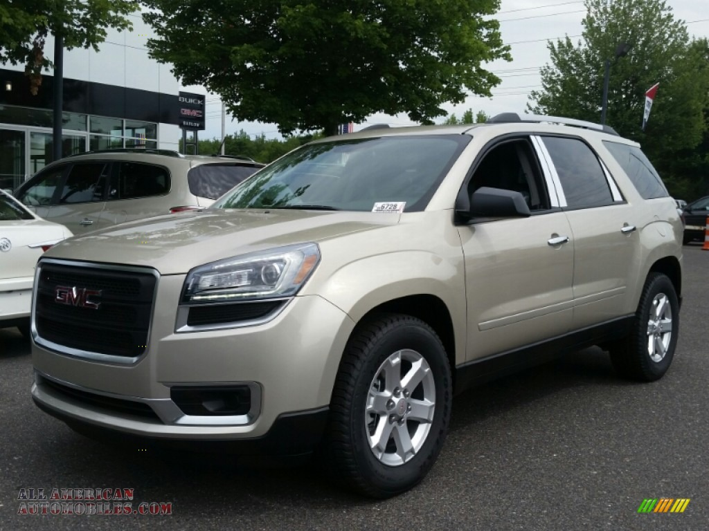 2016 gmc acadia sle in sparkling silver metallic 108142 all american automobiles buy. Black Bedroom Furniture Sets. Home Design Ideas