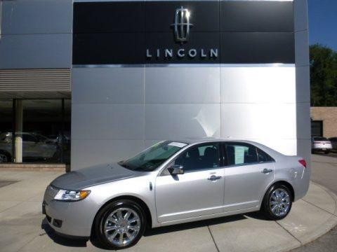 Ingot Silver Metallic 2012 Lincoln MKZ AWD