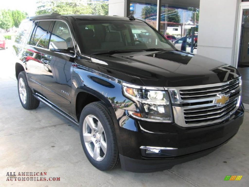 2016 chevrolet tahoe ltz 4wd in black 101403 all american automobiles buy american cars. Black Bedroom Furniture Sets. Home Design Ideas