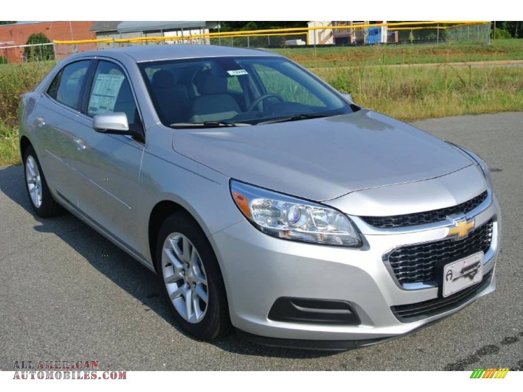 2016 chevrolet malibu limited lt in silver ice metallic. Black Bedroom Furniture Sets. Home Design Ideas